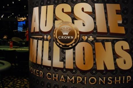 Crown Melbourne объявили расписание серии 2014 Aussie Millions