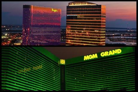 El CEO de MGM, Pronósticos Nevada / New Jersey Online Gaming Pacto en 2014