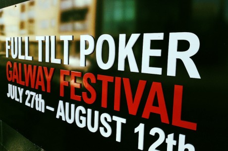 Full Tilt Poker UKIPT Galway Ambassador Dermot Blain Headlines High Roller Final Table