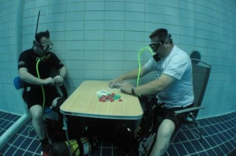 Dienos naujienos: pokeris po vandeniu, FTOPS ir lietuvių laimėjimai
