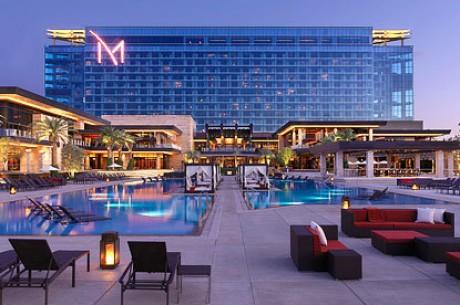 M Resort закриє покерний зал