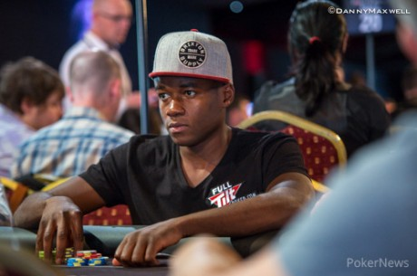 A Week in the Life of Full Tilt Poker Ambassador Martins Adeniya - UKIPT Galway