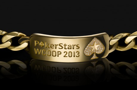 PokerStars zveřejnily program 2013 World Championship of Online Poker
