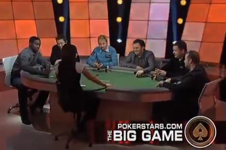 The Big Game 2 osa 5: Teise hooaja esimene koosseis viimast korda