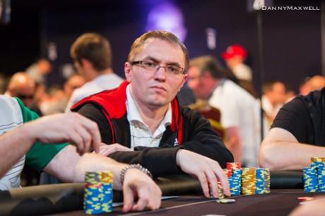 Main Event Full Tilt Poker UKIPT Galway Dia 1b: Blom OUT & Damian Porebski Líder