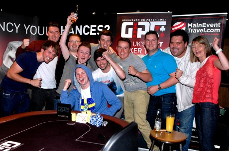 Michael Clarke Wins the GUKPT Bolton Main Event