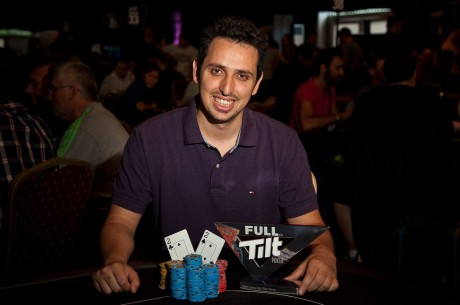 Серхио Аидо выиграл турнир хайроллеров серии Full Tilt...