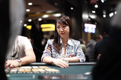Team PokerStars Pro Celina Lin Wins Fourth Macau Poker Cup Title