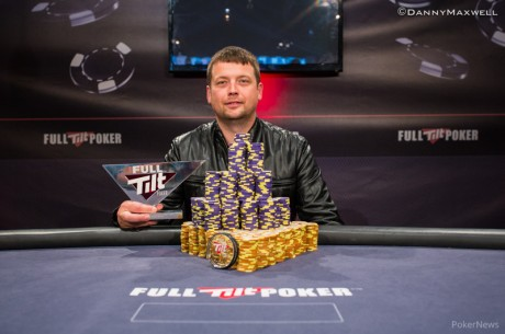 Alan Gold vítězem Full Tilt Poker UKIPT Galway Main Event za €187,494