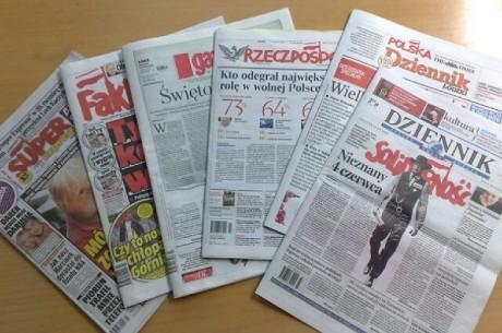 O absurdach prawa pokerowego w Polsce pisze kolejny dziennik