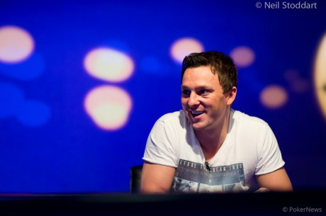 Sam Trickett Wins PartyPoker.com Road to Old Trafford Event, Donates Prize to Charity
