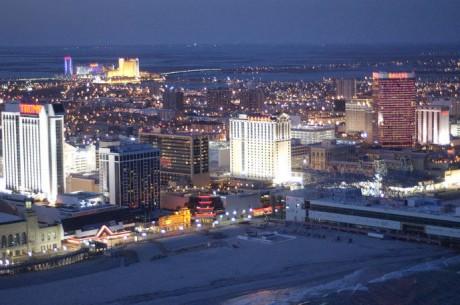 Доходи казино в Атлантік Сіті впали на 3.6% у липні