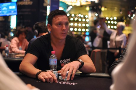 "Sam Trickett triumfavo ""Road to Old Trafford"" turnyre"