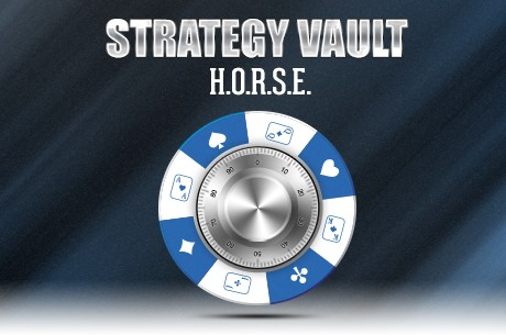 Strategy Vault: Limit Hold'em for No-Limit Players in H.O.R.S.E.