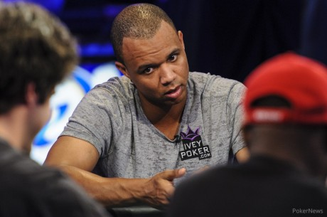 The WSOP on ESPN: Ivey & Hellmuth Fall, Steinberg Crushes & PokerNews' Bracelet Moment