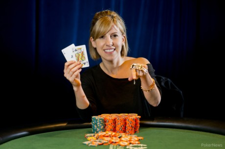 Interview: WSOP Bracelet Winner Kristen Bicknell Chases Supernova Elite at PokerStars