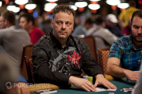 Where Are They Now: Former Team PokerStars Pro Pat Pezzin