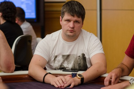 2013 bwin WPT Merit Cyprus Classic Day 1a: Alexey Rybin Grabs Early Lead