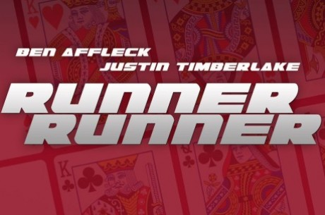 """Runner Runner"" - jau šį rugsėjį Lietuvos kino teatruose!"