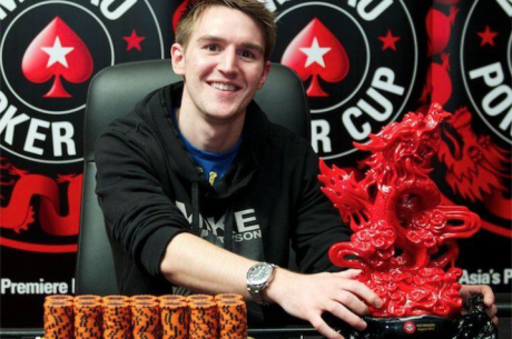 Tom Alner Wins Macau Poker Cup Red Dragon for HK$823,000