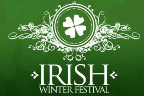 Стало відомо розклад Irish Winter Festival