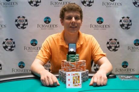 Ari Engel venceu Sexto Anel no CIrcuito World Series of Poker