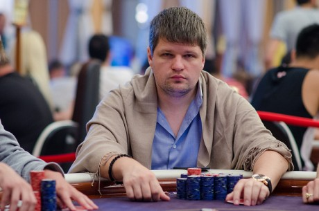 2013 bwin WPT Merit Cyprus Classic Day 3: Alexey Rybin Leading with 14 Left
