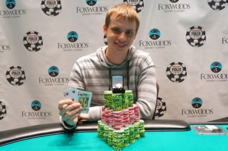 Jason Strasser Wins World Series of Poker Circuit Foxwoods Main Event for $186,600