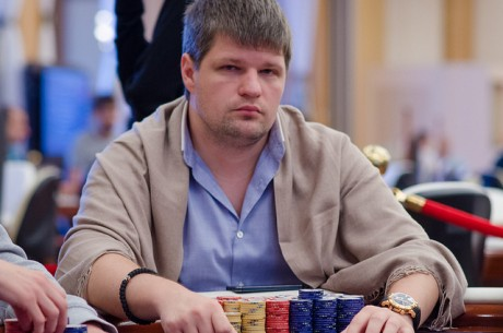 WPT Merit Chipre Classic: Alexey Rybin Lidera Final Table