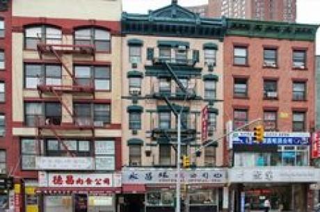 Власти США наложили арест на здание в Чайнатауне