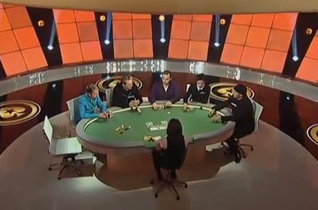 The Big Game 2 osa 8: Phil Laak tööhoos, amatöör ootab kätt