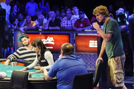 Seminole Hard Rock Poker Open: November Niner Ryan Riess Calls His Shot