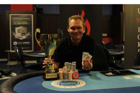 Polak wygrywa PokerTour Praga!