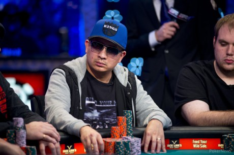 WSOP Main Event Chip Leader J.C. Tran Joins Team 888poker