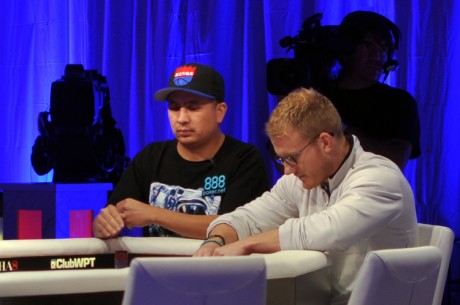 O chip leader του WSOP Main Event J.C. Tran μπαίνει στην Team 888poker