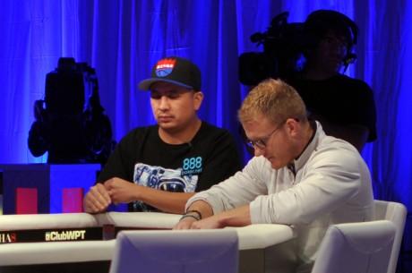 El chip leader del Evento Principal de las WSOP, J.C. Tran, se une al Team 888poker
