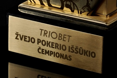 Ar bus pagerintas dar vienas Lietuvos pokerio rekordas?