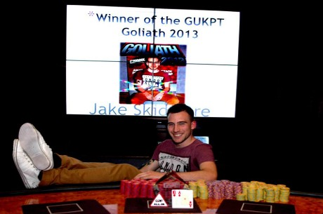 Jake Skidmore Wins The Record-Breaking 2013 GUKPT Goliath