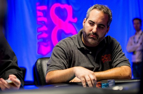 Matt Glantz Leads Final Nine of Inaugural World Poker Tour Alpha8 $100,000 Event