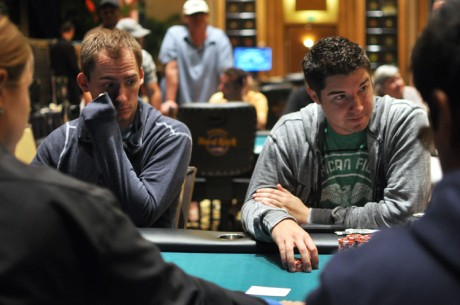 Seminole Hard Rock Poker Open: Hinkle e Bonomo Lideram a Final Table