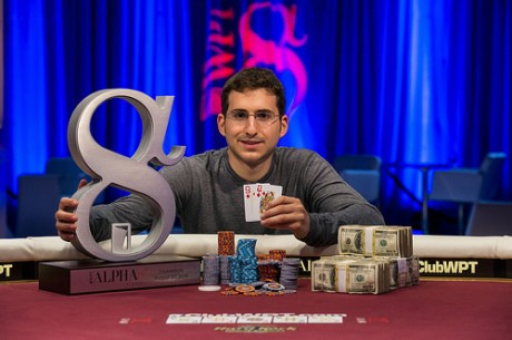 Steven Silverman Wins Inaugural World Poker Tour Alpha8 $100,000 Event for $891,660
