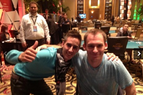 Seminole Hard Rock Poker Open: El Español Samuel Bernabéu busca la victoria en la mesa final