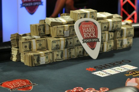 Seminole Hard Rock Poker Open Photo Blog