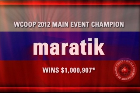 Защо шампионът от WCOOP 2012 Main Event си търси работа?