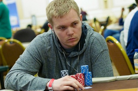2013 World Poker Tour Legends of Poker Day 1a: Hutter Leads as 56 Advance