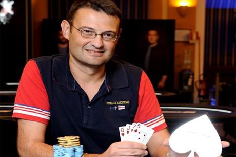 4 Portugueses e 7 Brasileiros no Dia 2 do Estrellas Poker Tour