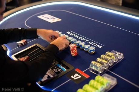 Estrellas pokkeriturnee põhiturniiril jätkab viis eestlast; täna algas EPT 10. hooaeg