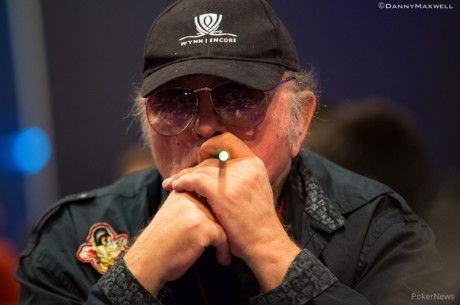 PokerStars.com EPT Barcelona €50,000 Super High Roller Day 1: Sandor Demjan Leads