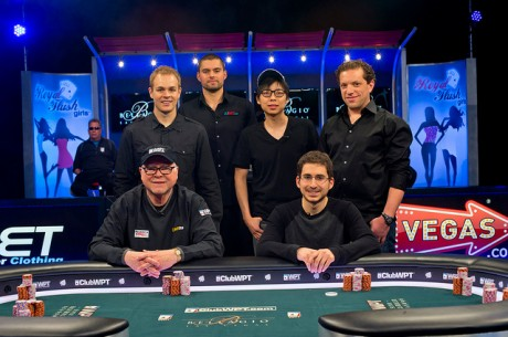 WPT on FSN $100,000 Super High Roller Part I: High Rollers Firing Multiple Bullets