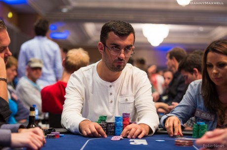 PokerStars.com EPT Barcelona Main Event Day 1b: Niall Farrell Leads the British Contingent